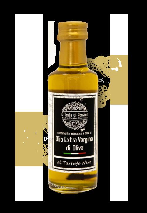 Olijfolie met truffel smaak