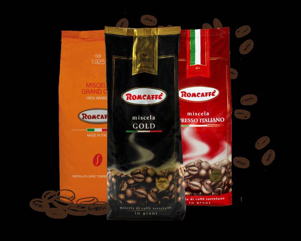 Romcaffe Actie gratis