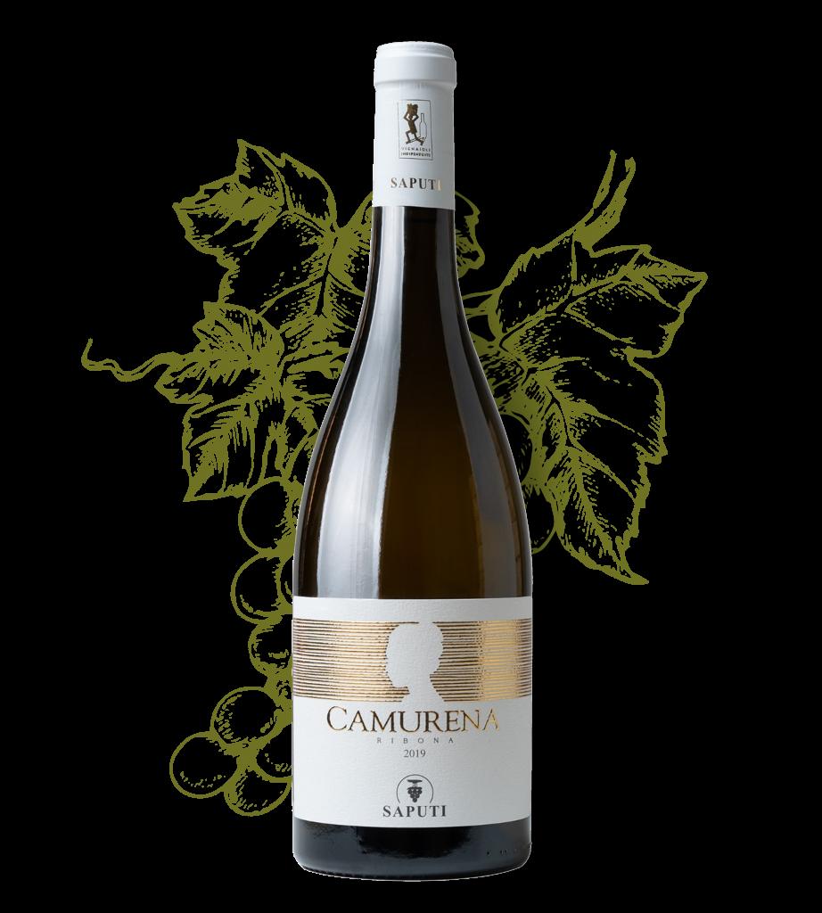 Camurena Ribona wijn